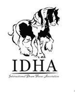 IDHA INTERNATIONAL DRUM HORSE ASSOCIATION