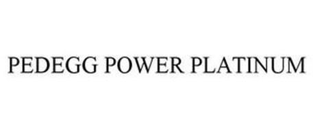 PEDEGG POWER PLATINUM