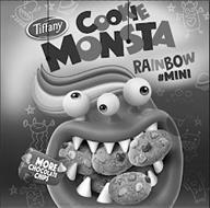 TIFFANY COOKIE MONSTA RAINBOW #MINI MORE CHOCOLATE CHIPS