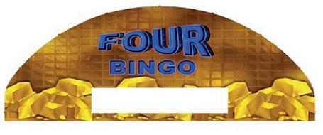 FOUR BINGO