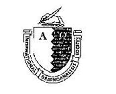 A +0 INTERNATIONAL GRAPHOANALYSIS SOCIETY