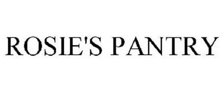 ROSIE'S PANTRY