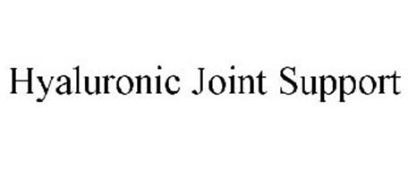 HYALURONIC JOINT SUPPORT