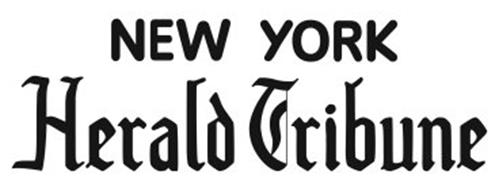 NEW YORK HERALD TRIBUNE