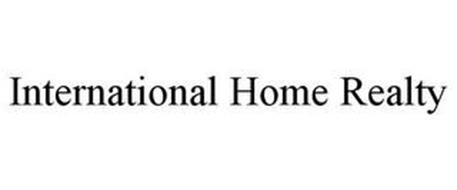 INTERNATIONAL HOME REALTY