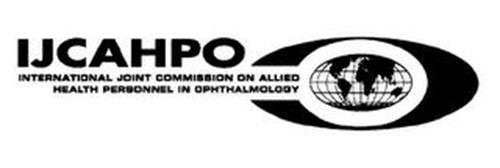 IJCAHPO INTERNATIONAL JOINT COMMISSION ON ALLIED HEALTH PERSONNEL IN OPHTHALMOLOGY
