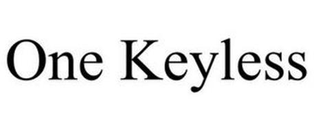 ONE KEYLESS