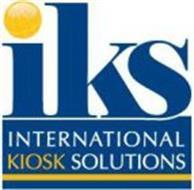 IKS INTERNATIONAL KIOSK SOLUTIONS