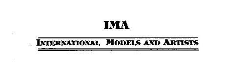 IMA INTERNATIONAL MODELS AND ARTISTS