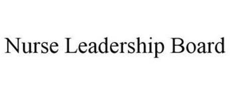 NURSE LEADERSHIP BOARD