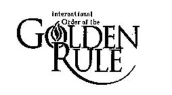 INTERNATIONAL ORDER OF THE GOLDEN RULE