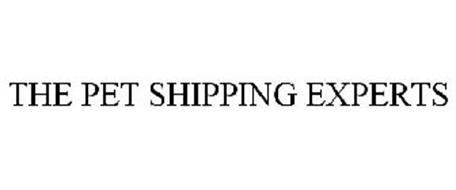 THE PET SHIPPING EXPERTS