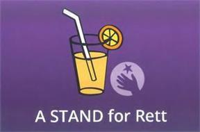 A STAND FOR RETT