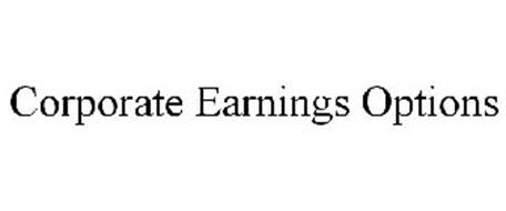 CORPORATE EARNINGS OPTIONS