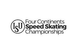 ISU FOUR CONTINENTS SPEED SKATING CHAMPIONSHIPS