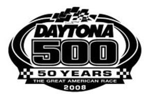DAYTONA 500 50 YEARS THE GREAT AMERICANRACE 2008