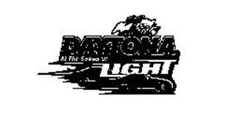 DAYTONA AT THE SPEED OF LIGHT
