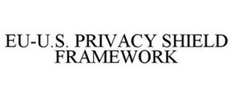 EU-U.S. PRIVACY SHIELD FRAMEWORK
