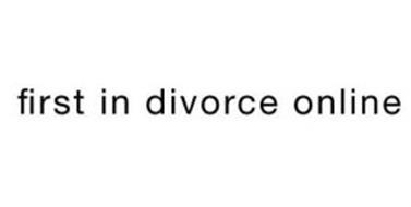 FIRST IN DIVORCE ONLINE