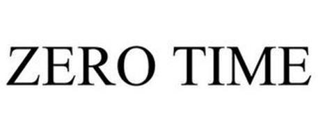 ZERO TIME