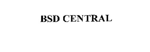 BSD CENTRAL