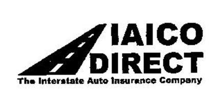 IAICO DIRECT THE INTERSTATE AUTO INSURANCE COMPANY