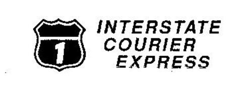 1 INTERSTATE COURIER EXPRESS