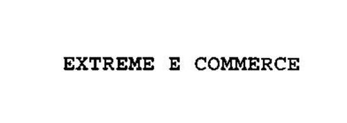 EXTREME E COMMERCE