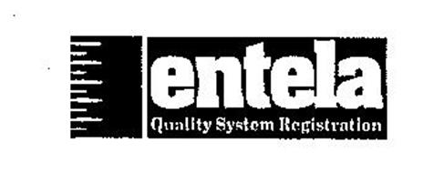 ENTELA QUALITY SYSTEM REGISTRATION
