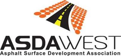 ASDAWEST ASPHALT SURFACE DEVELOPMENT ASSOCIATION WEST