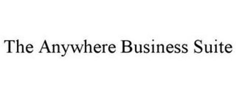 THE ANYWHERE BUSINESS SUITE