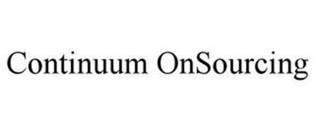 CONTINUUM ONSOURCING