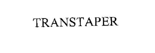 TRANSTAPER