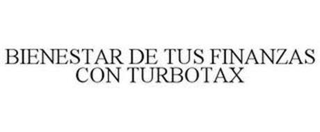 BIENESTAR DE TUS FINANZAS CON TURBOTAX