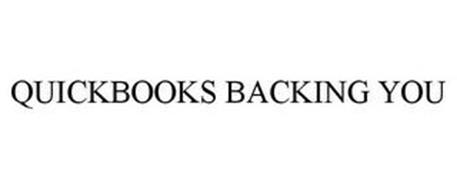 QUICKBOOKS BACKING YOU