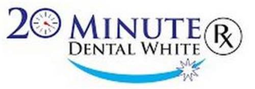 20 MINUTE RX DENTAL WHITE