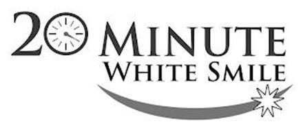 20 MINUTE WHITE SMILE
