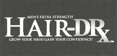 MEN'S EXTRA STRENGTH HAIR-DRX GROW YOUR HAIR!GAIN YOUR CONFIDENCE!
