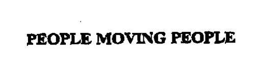 PEOPLE MOVING PEOPLE