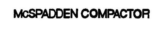 MCSPADDEN COMPACTOR