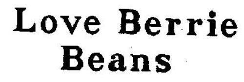 LOVE BERRIE BEANS