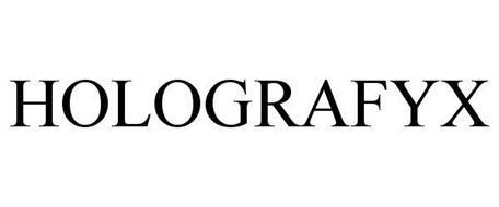 HOLOGRAFYX