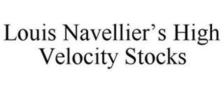 LOUIS NAVELLIER'S HIGH VELOCITY STOCKS