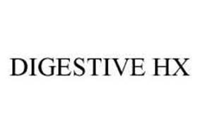 DIGESTIVE HX