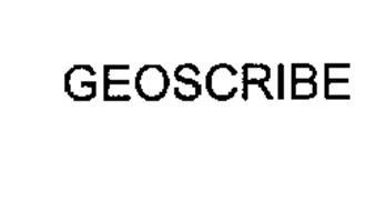 GEOSCRIBE