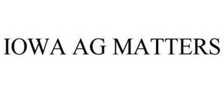 IOWA AG MATTERS