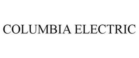 COLUMBIA ELECTRIC