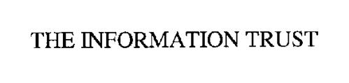 THE INFORMATION TRUST