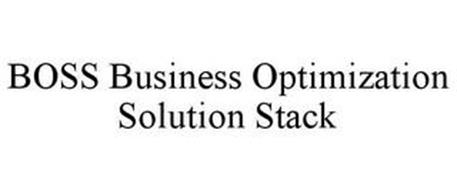 BOSS BUSINESS OPTIMIZATION SOLUTION STACK