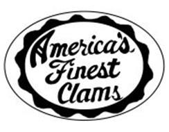 AMERICA'S FINEST CLAMS